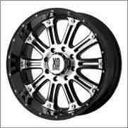 33 best xd wheels images custom wheels discount tires black wheels Trailer for Tactical Jeep xd series hoss 795 gloss black w machine wheels