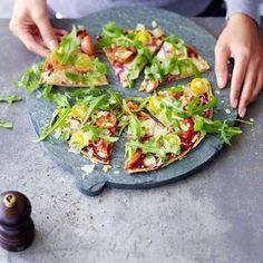 Blitzpizza Rezepte | Weight Watchers