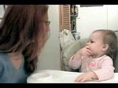 Baby Sign Language - Touching and Adorable!