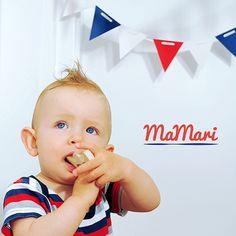 MaMari - klonowy do gryzienia / Lullalove #kids #dzieci