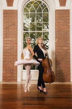 Misty Copeland & Char Prescott (Photo: Theo Kossenas)