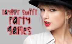 DIY Taylor Swift Party Games