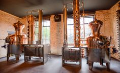 Bringing distilling back to the East End with distinct craft spirits done in the old style