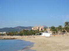 Playa de Ca'n Pere Antoni.