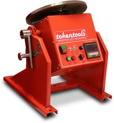 Welding Rotators In Australia - The Welding rotators available from Tokentools in Australia are shipped to your door at no cost to you. The most popular unit is the ROTA300 Welding Rotator and is priced at around half that of most similar sized units.