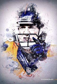 Denver Broncos #18 Peyton Manning