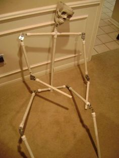 How to make joints to allow a full range of movement for the best articulated monster frame on the planet!