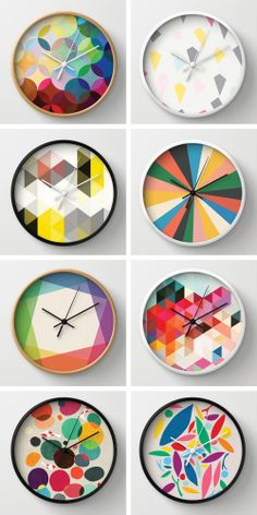 Wall Clock Design 398709373256757492 - I love all of these clocks! Such a great idea. Source by lunanarggles Clock Art, Diy Clock, Diy Wall Clocks, Clock Ideas, Easy Diy Crafts, Crafts To Make, Wall Watch, Towel Crafts, Wall Clock Design