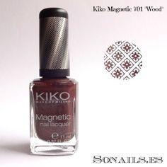 "Kiko Magnetic 701 ""Wood"""