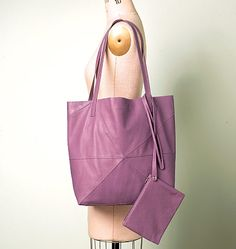 Chic Tote And Handbag Patterns To Sew From Kathryn Brenne For Vogue V9120