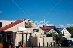 Old Apple Sheds, Mapua Wharf, Tasman Region, New Zealand Royalty Free Stock Photo Image Now, New Image, Cool Store, South Island, Sheds, Small Towns, New Zealand, Editorial, Royalty Free Stock Photos