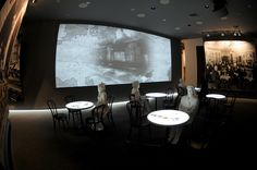 Audiovisual Solutions delivered by Kraftwerk LT Museum Art Gallery, Jewish Museum, Jewish History, Museum Exhibition, Moscow, Home, Ad Home, Homes, Haus