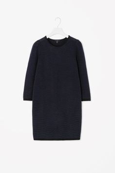 Textured knit dress - Inari tee dress
