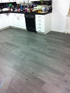 ... Hickory Resilient Vinyl Plank Flooring (20 sq.ft./case). RV flooring