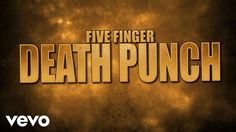 Five Finger Death Punch - Gone Away (Lyric Video) - YouTube