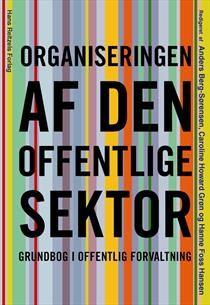 Organiseringen af den offentlige sektor