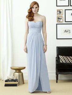 Dessy Bridesmaid Dress Style 2959 | Blush Bridal