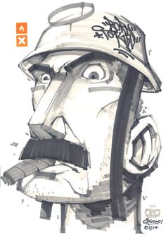 El anarquista visual Clogtwo