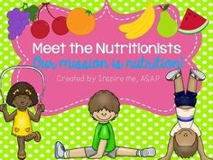 Nutrition Unit- Contains everything you need to teach your nutritionists to just… Colorful Bulletin Boards, Healthy Eating For Kids, Healthy Living, Health And Fitness Articles, Food Pyramid, Fitness Workout For Women, Make Good Choices, Holistic Nutrition, Fun Challenges
