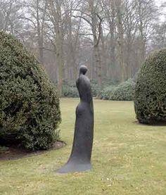sculpture by Henk Visch