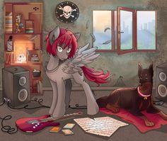 Armin du jeux Amour sucré / Crossover avec MLP/ My Little Pony Friendship ! ce personnage est la propiriétée de Chinomiko et du jeux Beemove Amour Sucré