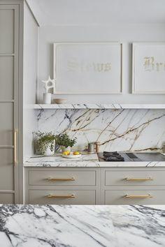 Kitchen Interior, Kitchen Decor, Kitchen Design, Family Kitchen, New Kitchen, Home Luxury, Altea, Interior Decorating, Interior Design