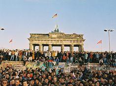 Berlin... Avant et après la chute du mur