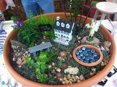 Fairy garden -mentone, alabama