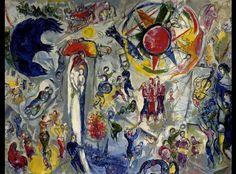 Marc Chagall, Life