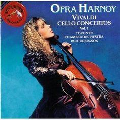 Vivaldi: Cello Concertos Vol 1. - Ofra Harnoy
