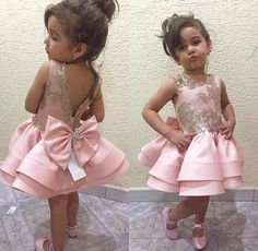 The cutest flower girl dresses from Isabella Couture