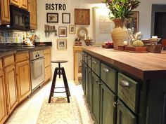 DIY Kitchen Island Cabinet | The Owner-Builder Network
