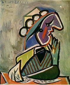 Untitled, 1936, Pablo Picasso