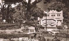 Parque Halfeld, em 1936 (arquivo de Anderson S. Bizotto).