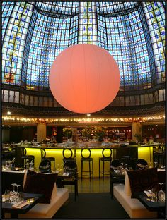 la Brasserie Printemps, Paris