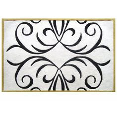 Baroque Rug Target $112...pretty sure a bad idea with three kids, but gorgeous!