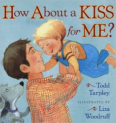 How about a kiss for me