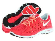 Nike Dual Fusion Run 2 Cool Grey/Gamma Blue/Club Pink/Metallic Platinum - Zappos.com Free Shipping BOTH Ways