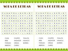 Sopa de letras (Naturaleza)