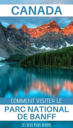 Parc National De Banff, Waterton Lakes National Park, Banff Canada, Alberta Canada, Canada Canada, Province Du Canada, Parcs Canada, Riding Mountain National Park, Travel Photographie