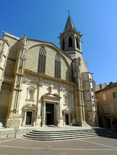 Carpentras, Provence - http://www.provenceguide.co.uk/home/vaucluse-in-provence/what-to-do-and-see/culture-and-architecture.aspx