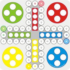 Paper Crafts Glamorous Printable Board Games 20 Free Pdf Game Ludo Circles Full printable board games snakes and ladders Board Games For Kids, Games For Teens, Activities For Kids, Crafts For Kids, Game Boards, Diy Games, Free Games, Party Games, Sorry Game