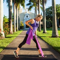 Resistance Band Workout: 8 Resistance Exercises for Total-Body Sculpting   Shape Magazine
