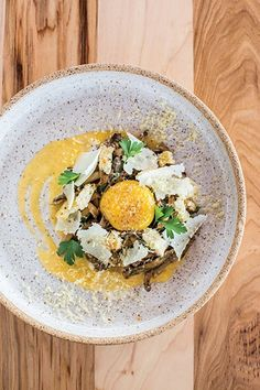 RESTAURANT REVIEW: LORD OF THE RING  Get a taste of Chef Shawn Cirkiel's new tapas-inspired restaurant, Bullfight.