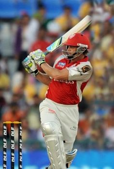 """#IPL #2012: #Adam Gilchrist geared up for the fifth edition:Kolkata: Apr 4, 2012     At 40, he may be the elderly statesman in the IPL full of youngsters but newly appointed coach-cum-captain of Kings XI Punjab Adam Gilchrist said it is all about shouldering responsibilities and the """"buck would stop with him"""" as he is looking to inspire his side for a path breaking season five."""