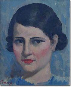 Portrait - Cesar Gemayel