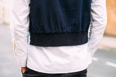 Over Dyed Re-Works Available exclusively at our Berwick Street Store. Angler Waistcoat O/D Berwick Street, Drawstring Backpack, Bring It On, Backpacks, Store, Bags, Fashion, Handbags, Tent