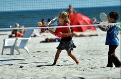 Comenzó nuestra temporada de Beach Tennis :)