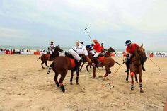 This years Asian Beach Polo Championship 2017 starts on the 1st April in front of InterContinental Hua Hin Resort