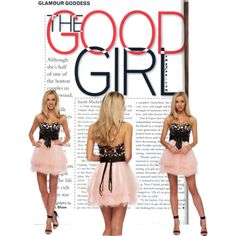 Good Girl by designerdesirables on Polyvore